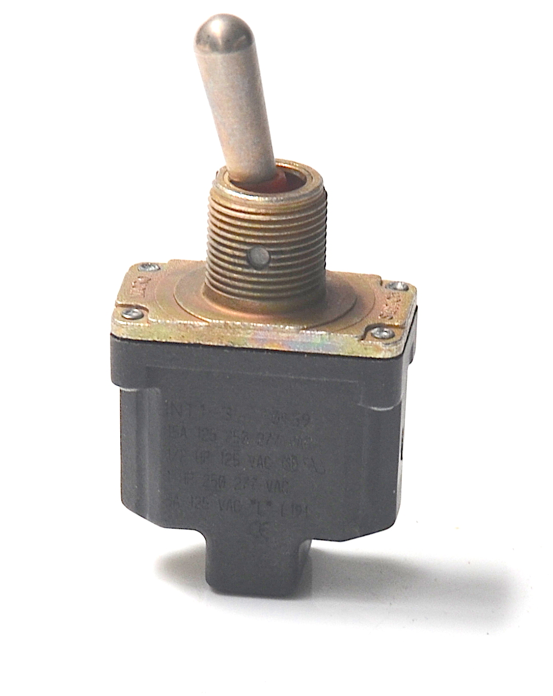 TOGGLE SWITCH, ON-OFF-ON