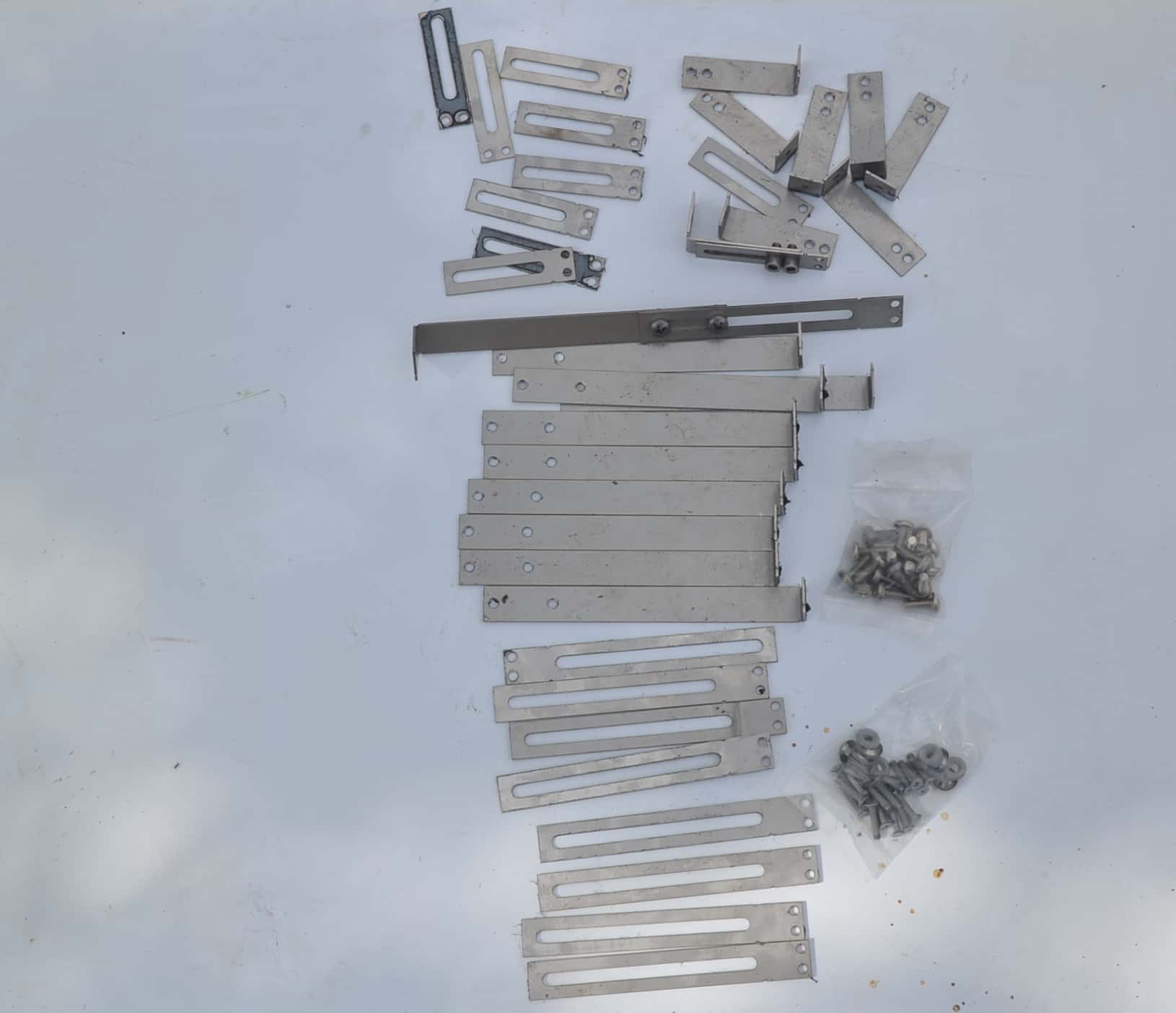 LINERS MOUNTING KIT